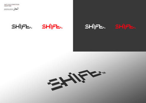 SHIFT Logo Competition 3