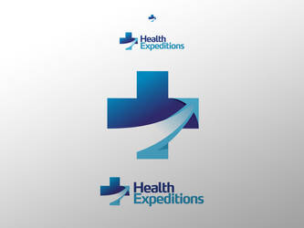 Health Expeditions logo by arpad