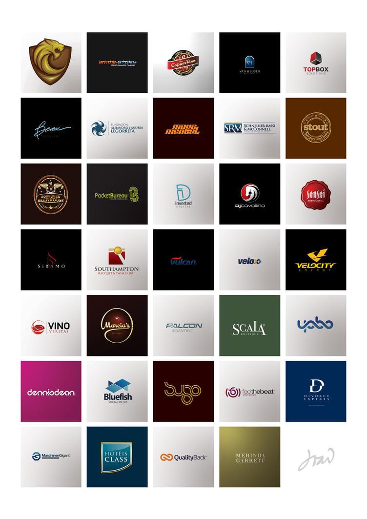 Logofolio 2011 part I by arpad