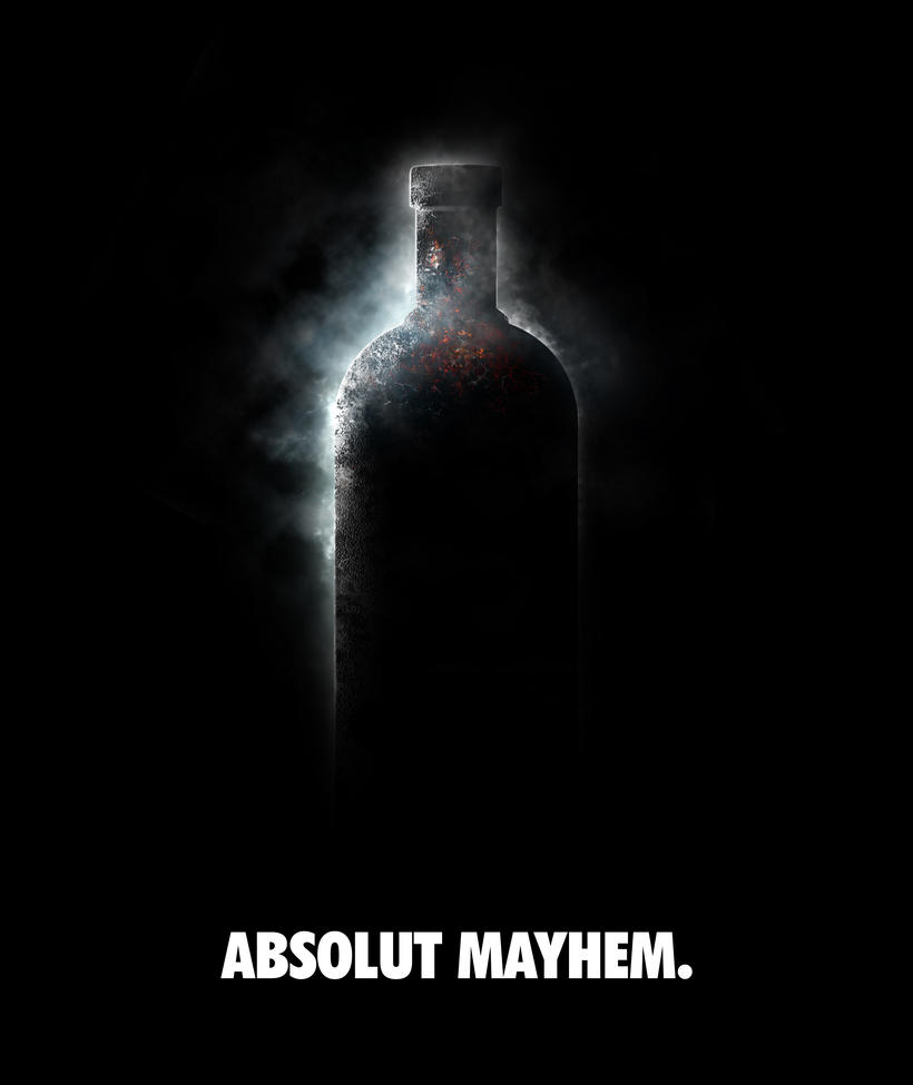 Absolut Mayhem by arpad