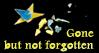 Gone But Not Forgotten -stamp- by darksporechild