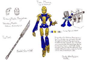 Profile: Toa Manu by DreamingFoxfire