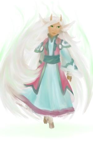 Quinn - Colorblind by DreamingFoxfire