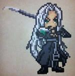 Perler Sephiroth