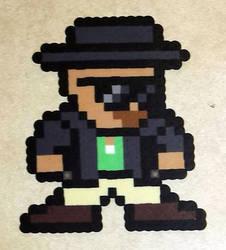 Breaking Bad - Heisenberg by IAmArkain