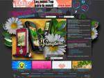 Finally, my website