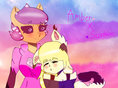 Scootaloo X Amber By Nekodiamond122 On Deviantart Scootaloo was released 9 times in the classic core 7 pose. scootaloo x amber by nekodiamond122 on
