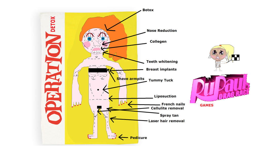 OPERATION Detox by ElliotJK2000
