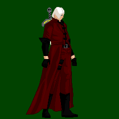 Dante Sprite by wolfinc