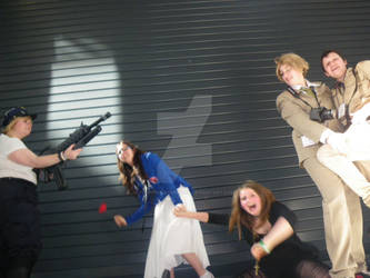 UntitledMCM London Expo Hetalia 13 May 2014 by TheCosplayerMoka