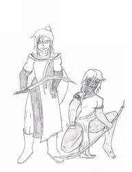 Desdemona and Jin