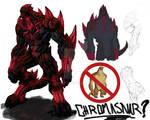 Chromasaur ...