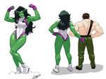 She Hulk Stuff