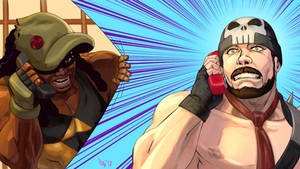 For the best friends: Finalfight