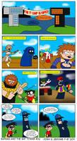 Batman and the Bat-Titans 32 by Super-Josh