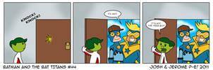 Batman and the Bat-Titans 44 by Super-Josh