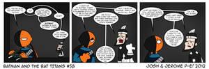 Batman and the Bat-Titans 58