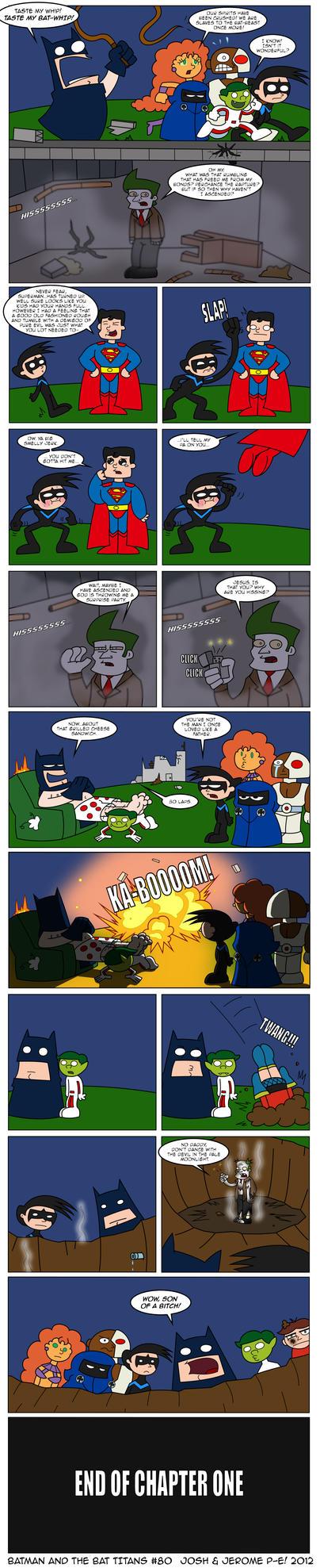 Batman and the Bat-Titans 80 by Super-Josh