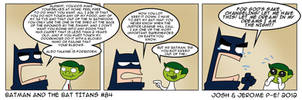 Batman and the Bat-Titans 84 by Super-Josh