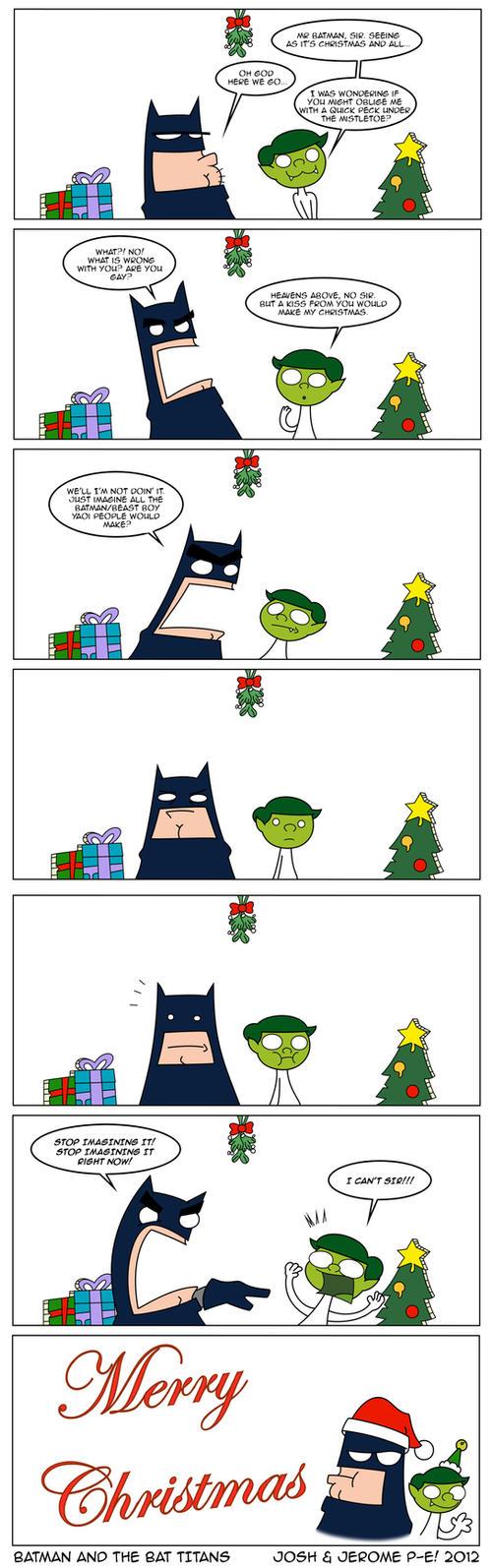 Beast Boys Christmas Wish by Super-Josh