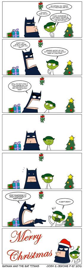 Beast Boys Christmas Wish