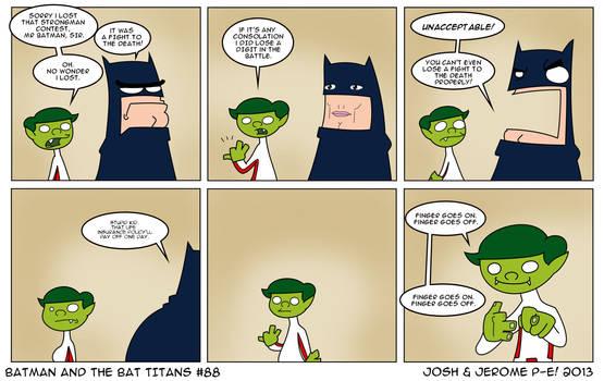 Batman and the Bat-Titans 88