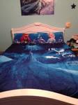 My Frozen room! :D