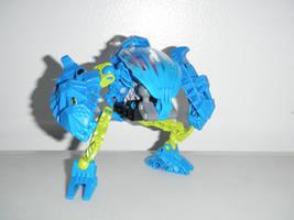 Bionicle Stars: Bohrok by Barrelex