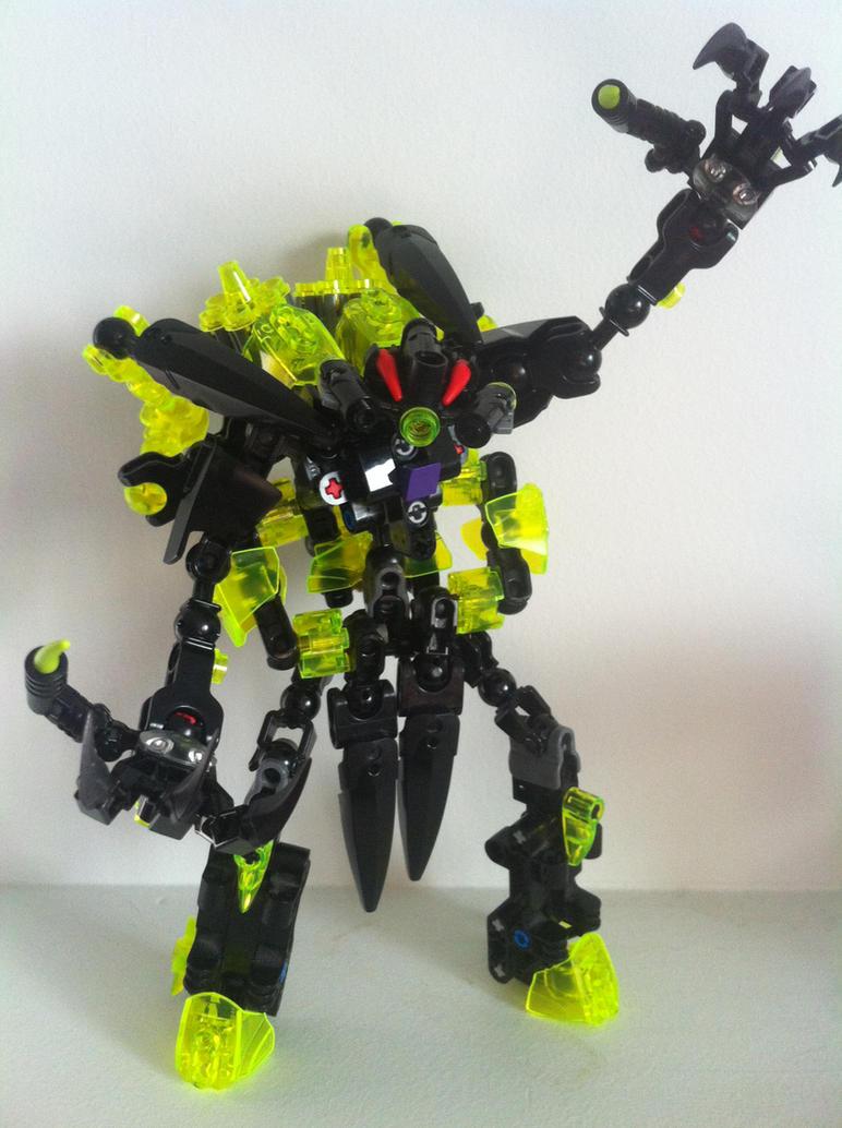 Transformer Scylaa by Barrelex