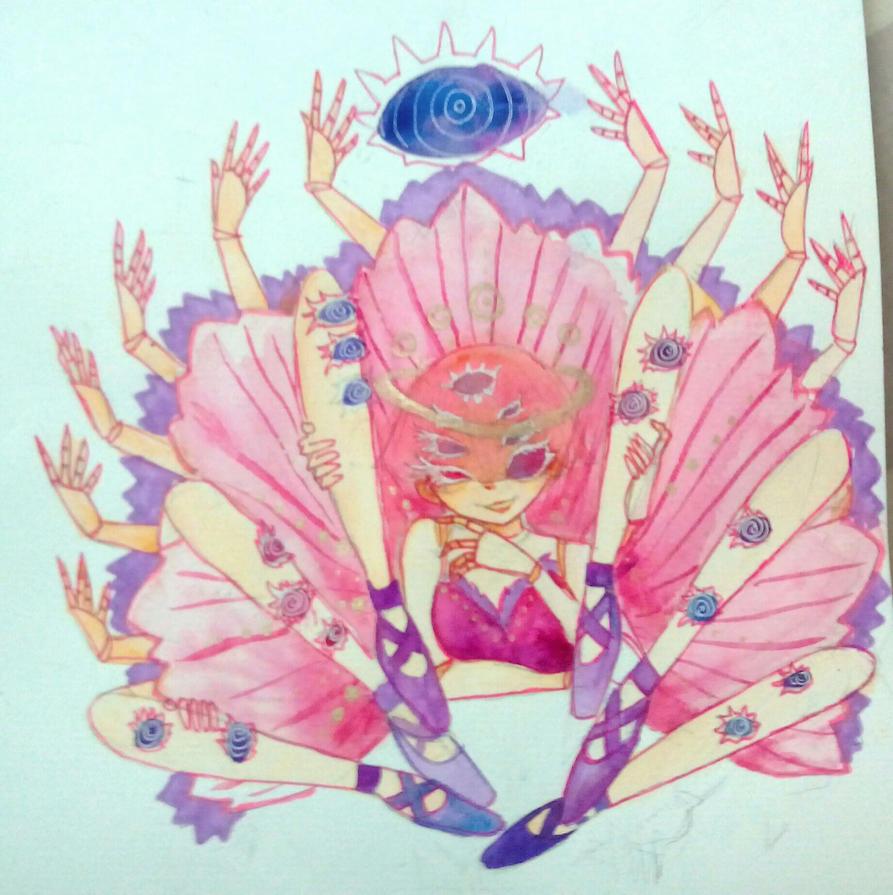 Ballerina by shishimelody2912