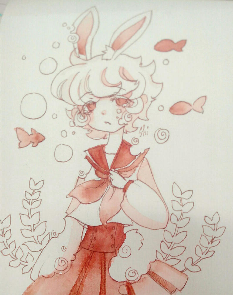 Bunny by shishimelody2912