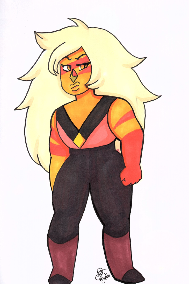 From steven universe Medium: Prismacolor Markers