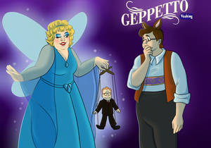 Geppetto Title Card