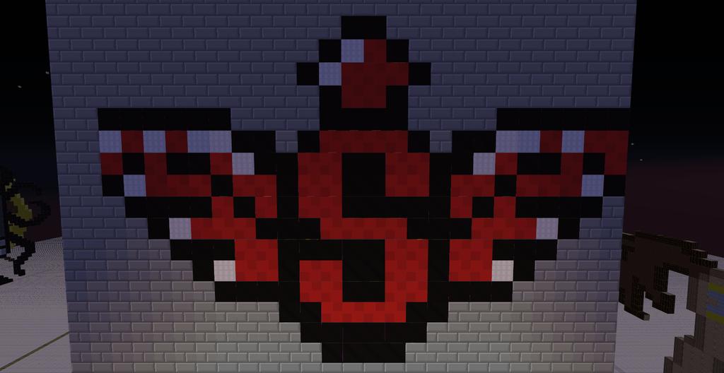 Minecraft Pixel Art Guns