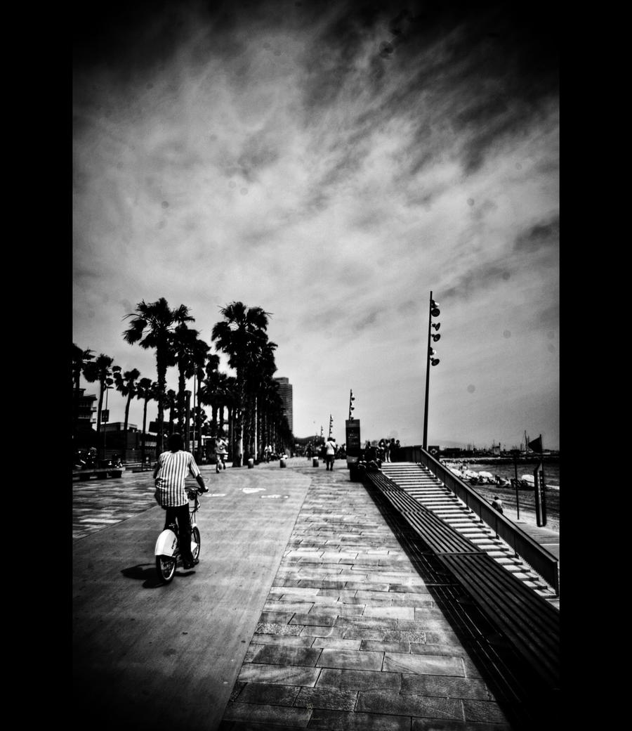 Barcelona by KYAV