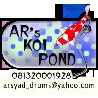 ARs KOI POND