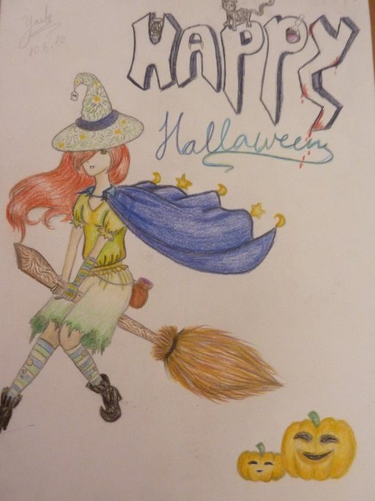 happy Halloween by yaelkoz0805