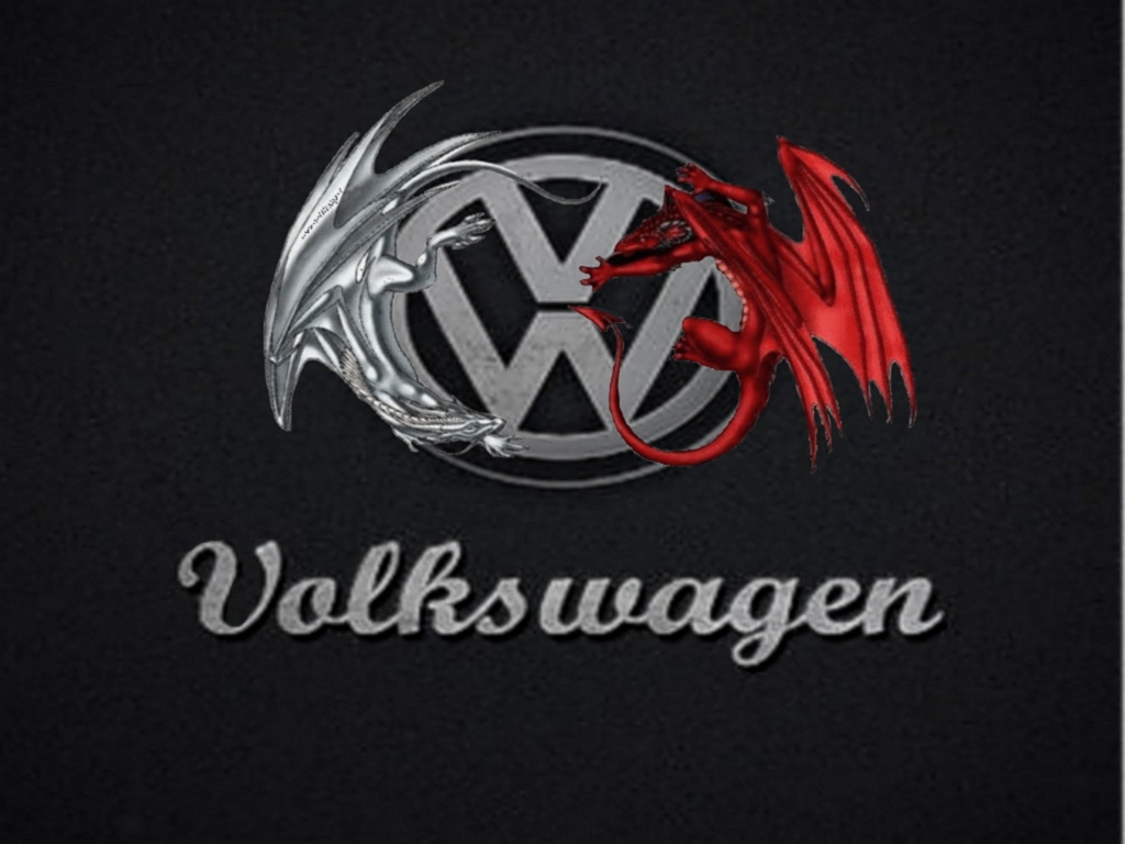 Logo Vw Dragon By Jojodragon69 On Deviantart