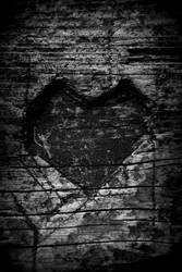 Wooden Heart by AugustusAidan