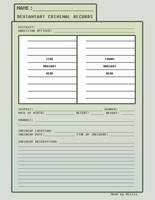 MUG SHOT DEV ID version by nillia
