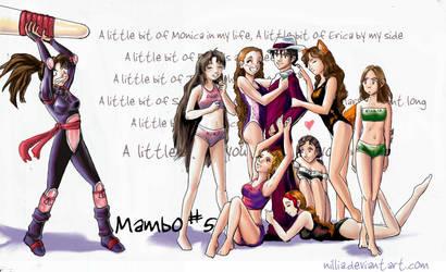 Mambo No. 5 by nillia