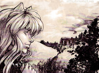 Fantasy by nillia