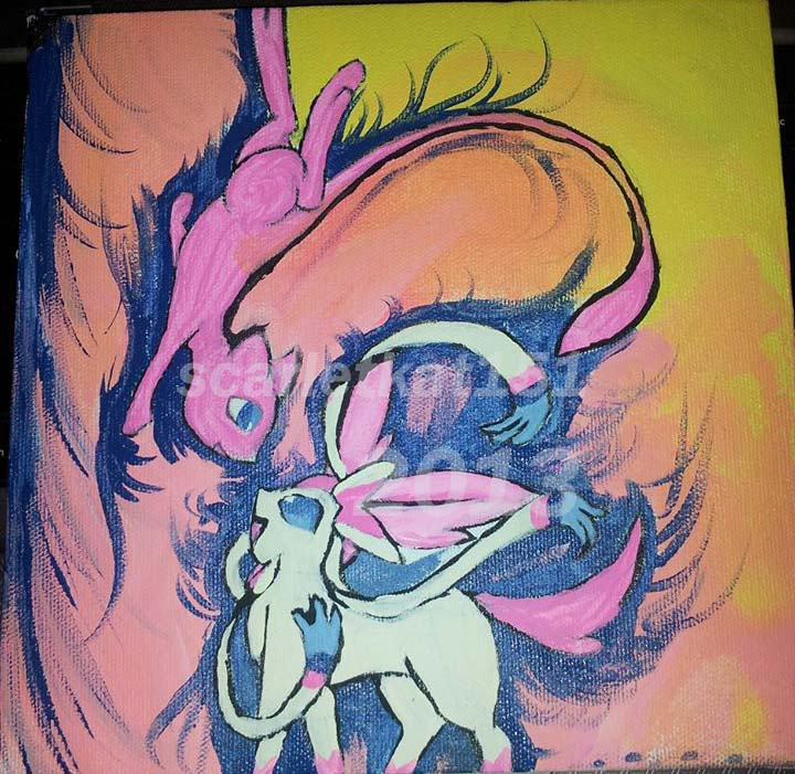 Top Sylveon Tattoo Tattoos Images for Pinterest Tattoos  Top Sylveon Tat...