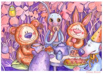 Friends by OkawaMizuki