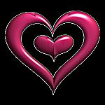 Heart in Heart by LoloAlien