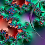 Lost in a Fractal
