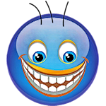 Blue Smile
