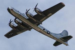 B-29 Superfortress by LoloAlien