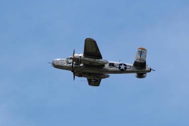 B-25 Mitchell by LoloAlien