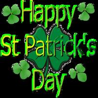 Happy St Patrick's Day by LoloAlien
